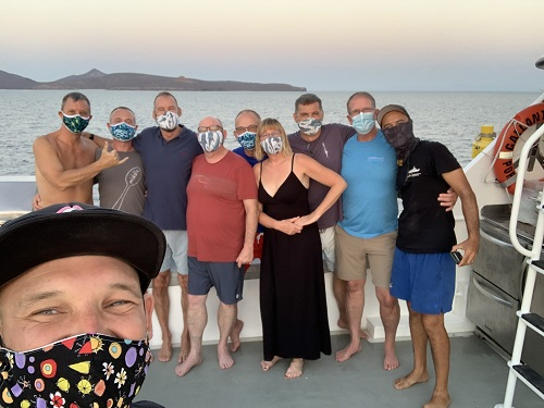 2020 Sea of Cortez LGBT Divers